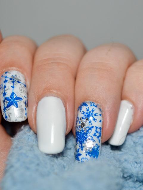 Winter nail looks 3