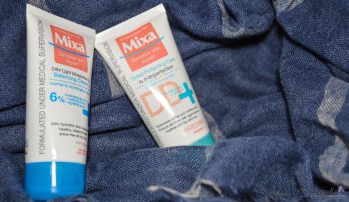 Mixa creams