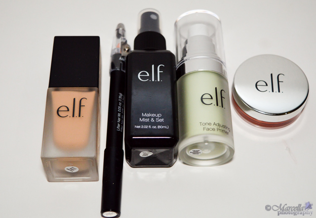 E.L.F. cosmetics – review