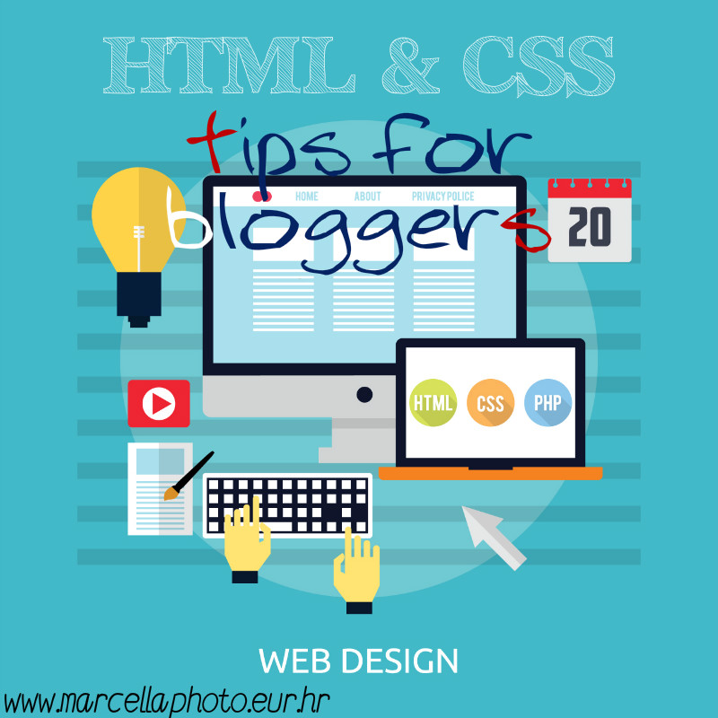 HTML & CSS for bloggers