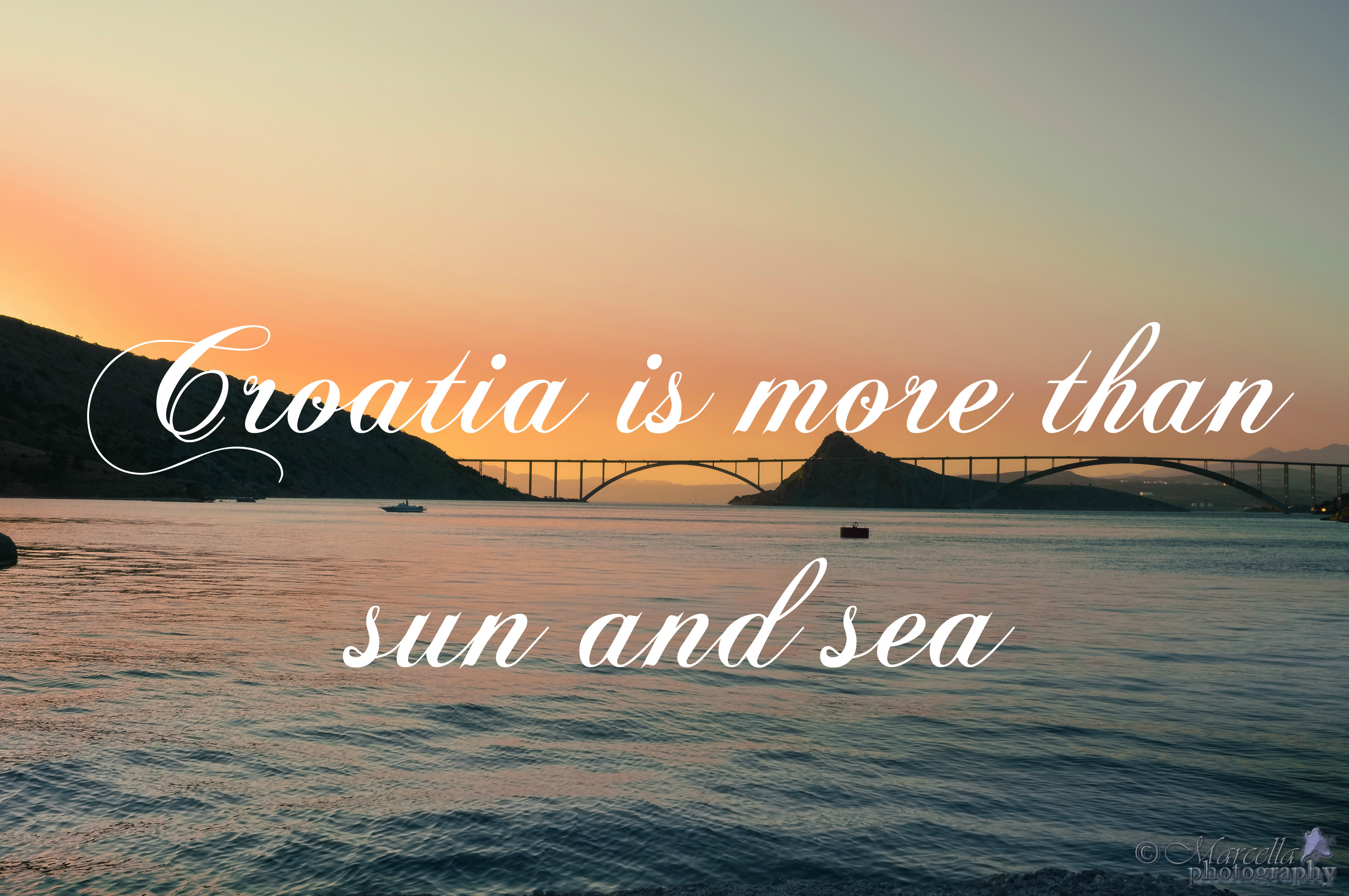 Croatia – more than sea and sun