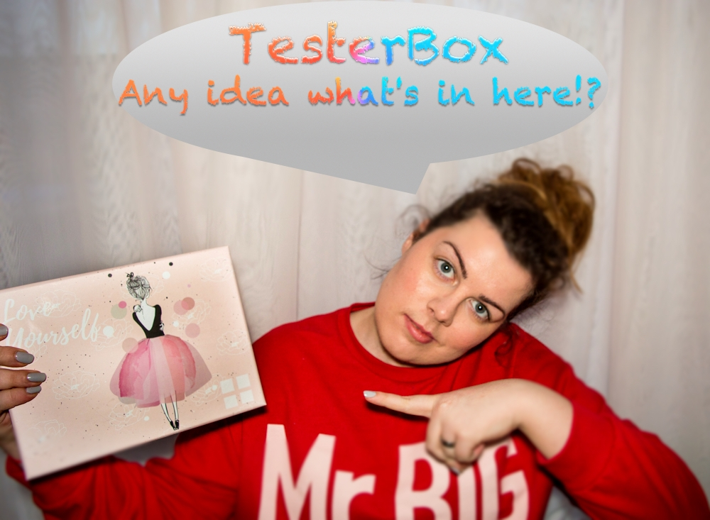 February Unboxing 2018 Tester Box