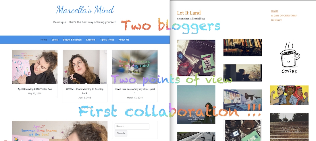 Collaboration : Things I wish… about blogging