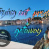 Getaway & trying out new products